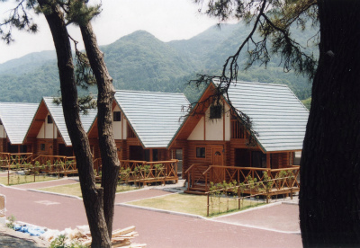 朝日ヒスイ海岸オートキャンプ場写真1