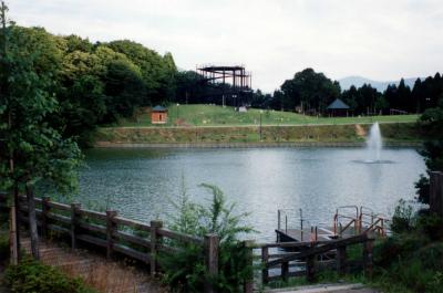 割山森林公園「天湖森」写真2