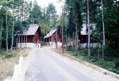 利賀国際キャンプ場写真1