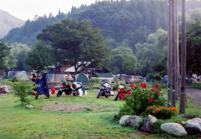 利賀国際キャンプ場写真2