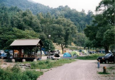 利賀国際キャンプ場写真4