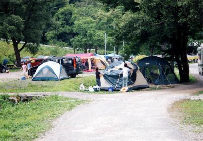 利賀国際キャンプ場写真6