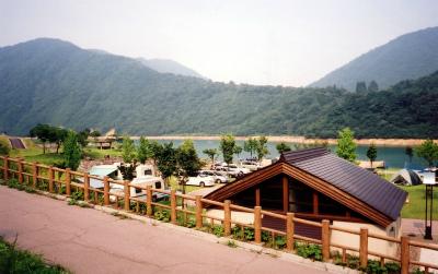 桂湖オートキャンプ場写真2