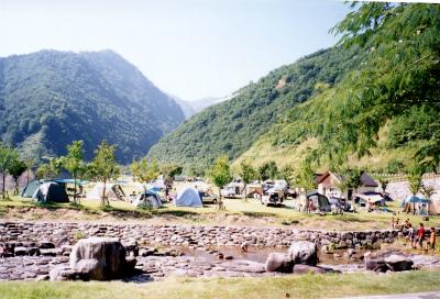 桂湖オートキャンプ場写真3