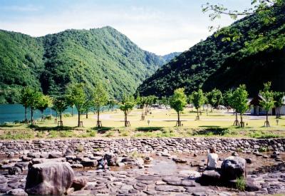 桂湖オートキャンプ場写真5