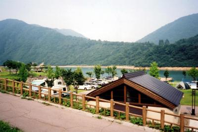 桂湖オートキャンプ場写真7