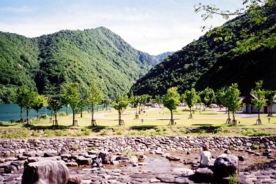 桂湖オートキャンプ場写真8