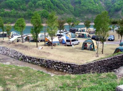 桂湖オートキャンプ場写真9