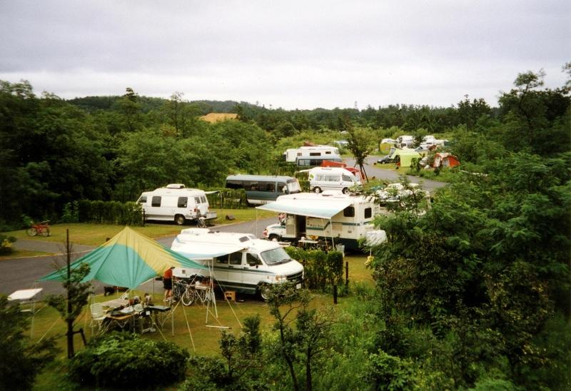 鉢ヶ崎オートキャンプ場写真1