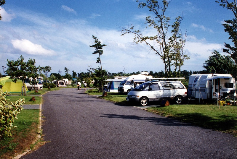 鉢ヶ崎オートキャンプ場写真2