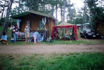 大島キャンプ場写真