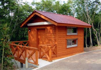 医王の里オートキャンプ場写真2