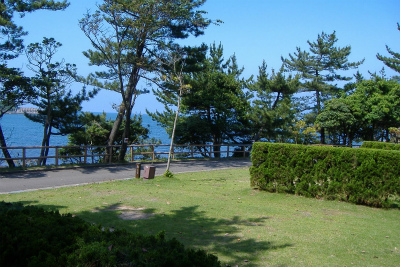 赤礁崎オートキャンプ場写真5