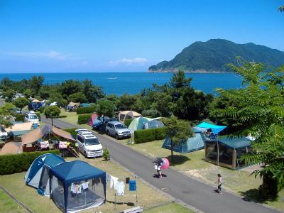 赤礁崎オートキャンプ場写真7
