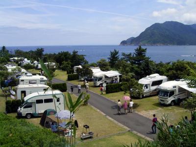 赤礁崎オートキャンプ場写真8