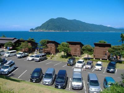 赤礁崎オートキャンプ場写真9