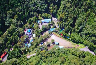 平山キャンプ場写真1