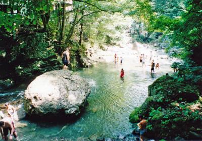 平山キャンプ場写真2