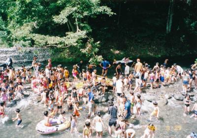 平山キャンプ場写真3