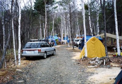 みずがき山森の農園キャンプ場写真4