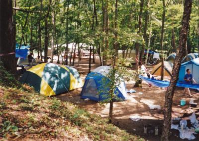 みずがき山森の農園キャンプ場写真6