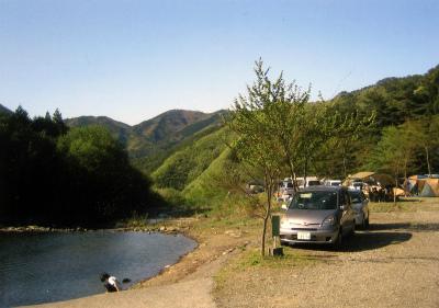 芦川オートキャンプ場写真3