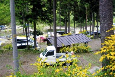 芦川オートキャンプ場写真4
