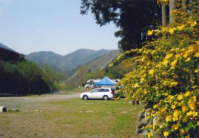 芦川オートキャンプ場写真5