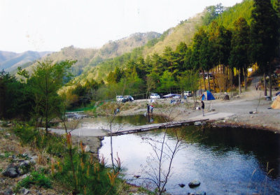 芦川オートキャンプ場写真6