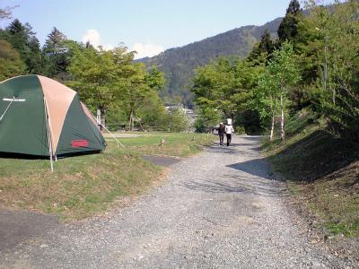 ウエストリバーオートキャンプ場写真1