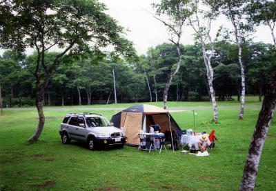 戸隠キャンプ場写真1