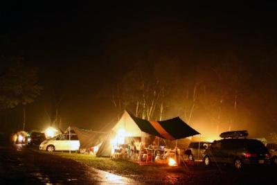 戸隠キャンプ場写真5