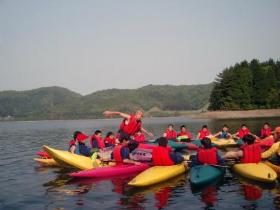 青木湖キャンプ場&アドベンチャークラブ写真4