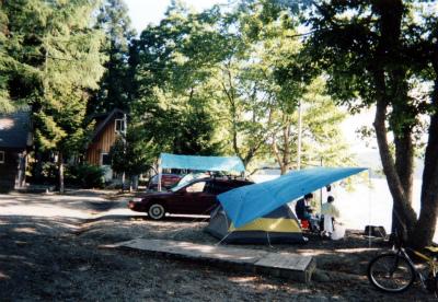 青木湖キャンプ場&アドベンチャークラブ写真8