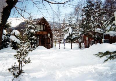 青木湖キャンプ場&アドベンチャークラブ写真9