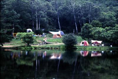 八千穂高原駒出池キャンプ場写真2