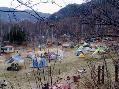 廻り目平ふれあいの森キャンプ場写真1