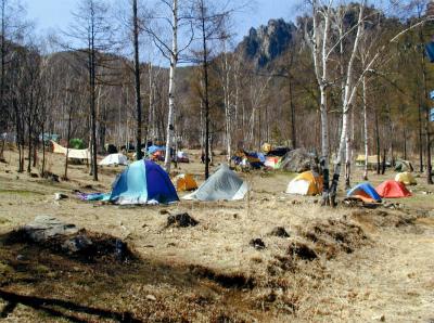 廻り目平ふれあいの森キャンプ場写真2
