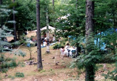 廻り目平ふれあいの森キャンプ場写真3