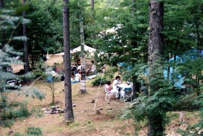 廻り目平ふれあいの森キャンプ場写真6