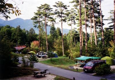 駒ヶ根高原家族旅行村「アルプスの丘」写真1