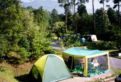 駒ヶ根高原家族旅行村「アルプスの丘」写真3