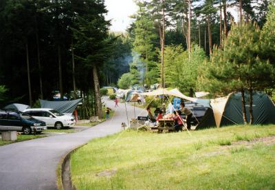 駒ヶ根高原家族旅行村「アルプスの丘」写真4