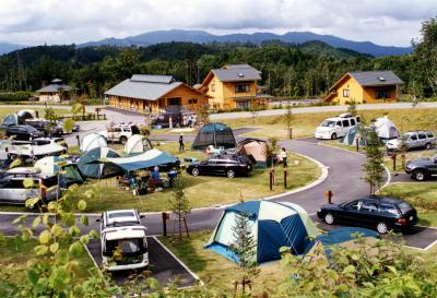 南信州うるぎ星の森オートキャンプ場写真1