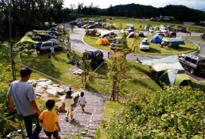 南信州うるぎ星の森オートキャンプ場写真3