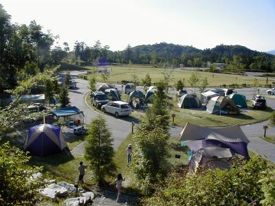 南信州うるぎ星の森オートキャンプ場写真4