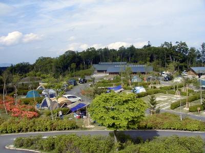 南信州うるぎ星の森オートキャンプ場写真5