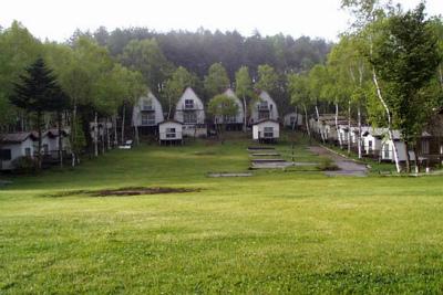 蓼科レイクサイドキャンプ場写真1
