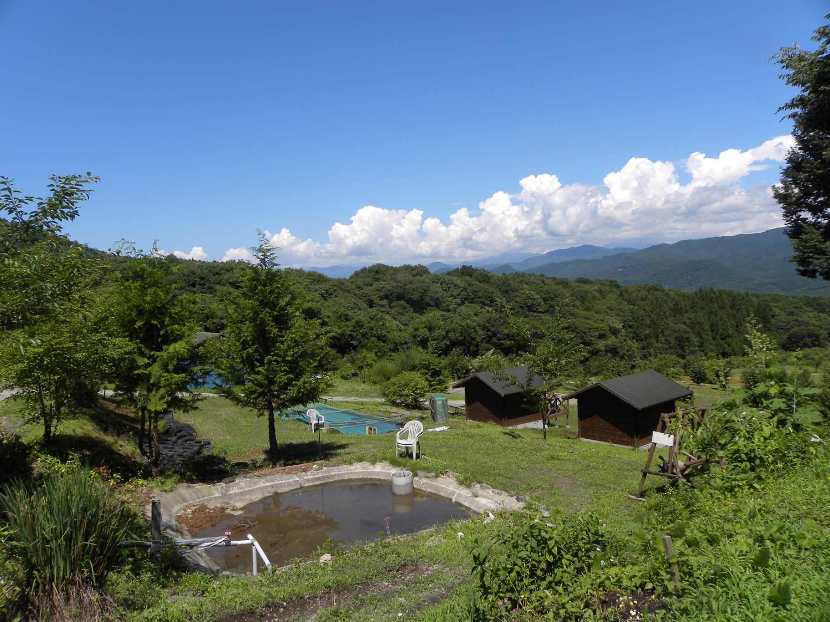 上毛高原キャンプグランド写真3