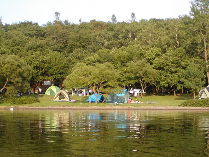 小川原湖畔キャンプ場写真2